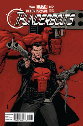 Thunderbolts (2nd Series) #2