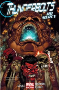 Thunderbolts (2nd Series): No Mercy 2014