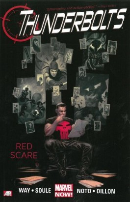 Thunderbolts (2nd Series): Red Scare