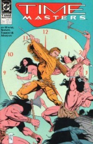 Time Masters 1990 #4