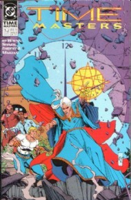 Time Masters 1990 #7
