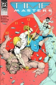 Time Masters 1990 #8