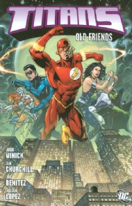 Titans: Old Friends 2009 #1