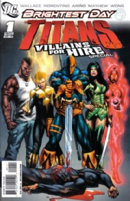 Titans: Villains for Hire Special 2010 #1