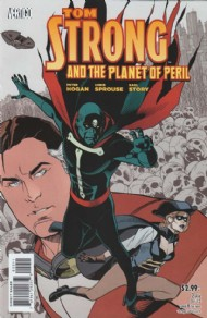 Tom Strong and the Planet of Peril 2013 - 2014 #2
