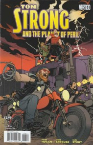 Tom Strong and the Planet of Peril 2013 - 2014 #4