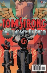 Tom Strong and the Robots of Doom 2010 #1