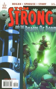 Tom Strong and the Robots of Doom 2010 #2