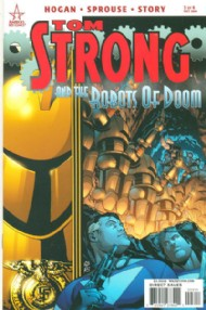 Tom Strong and the Robots of Doom 2010 #3