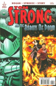 Tom Strong and the Robots of Doom 2010 #4