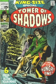 Tower of Shadows King Size Special 1971 #1