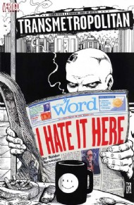Transmetropolitan: I Hate It Here 2000