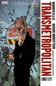 Transmetropolitan: Lonely City 2001