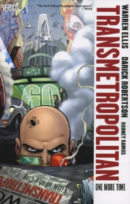Transmetropolitan: One More Time