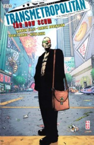 Transmetropolitan: the New Scum 2000