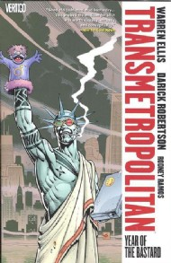 Transmetropolitan: Year of the Bastard 2009
