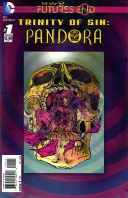 Trinity of Sin: Pandora: Futures End #1