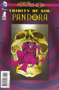 Trinity of Sin: Pandora: Futures End 2014 #1