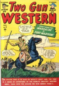 Two Gun Western (1st Series) 1950 - 1952 #5