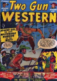 Two Gun Western (1st Series) 1950 - 1952 #6