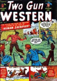 Two Gun Western (1st Series) 1950 - 1952 #7