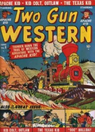 Two Gun Western (1st Series) 1950 - 1952 #8