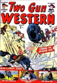 Two Gun Western (1st Series) 1950 - 1952 #9
