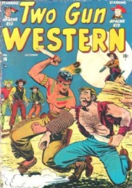 Two Gun Western (1st Series) 1950 - 1952 #10