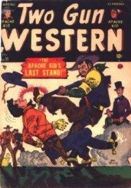Two Gun Western (1st Series) 1950 - 1952 #11