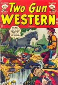 Two Gun Western (1st Series) 1950 - 1952 #12