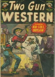 Two Gun Western (1st Series) 1950 - 1952 #13
