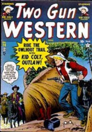 Two Gun Western (1st Series) 1950 - 1952 #14