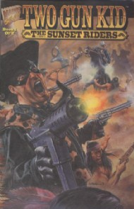 Two-Gun Kid: Sunset Riders 1995 #1