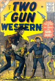 Two-Gun Western (3rd Series) 1956 - 1957 #6