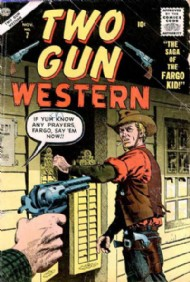 Two-Gun Western (3rd Series) 1956 - 1957 #7