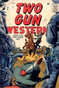 Two-Gun Western (3rd Series) 1956 - 1957 #8