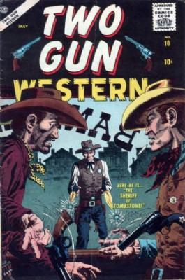 Two-Gun Western (3rd Series) #10