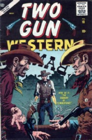 Two-Gun Western (3rd Series) 1956 - 1957 #10