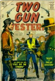 Two-Gun Western (3rd Series) 1956 - 1957 #11