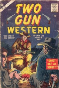 Two-Gun Western (3rd Series) 1956 - 1957 #12