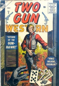 Two-Gun Western (3rd Series) 1956 - 1957 #5