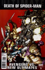 Ultimate Avengers Vs.  New Ultimates 2011 #1