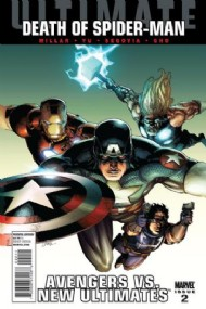 Ultimate Avengers Vs.  New Ultimates 2011 #2