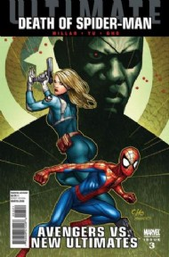 Ultimate Avengers Vs.  New Ultimates 2011 #3