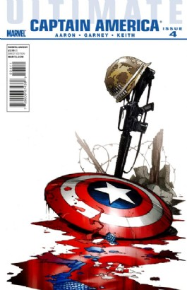 Ultimate Captain America #4
