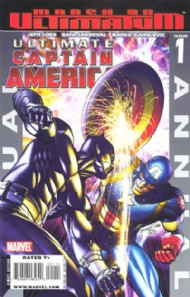 Ultimate Captain America Annual 2008 #1