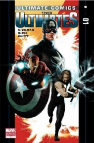 Ultimate Comics: the Ultimates (2nd Series) 2011 - 2012 #1