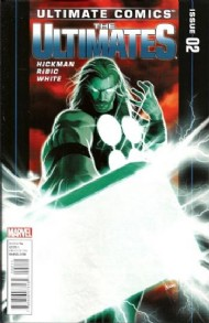 Ultimate Comics: the Ultimates (2nd Series) 2011 - 2012 #2