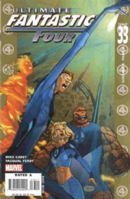 Ultimate Fantastic Four 2004 - 2009 #33