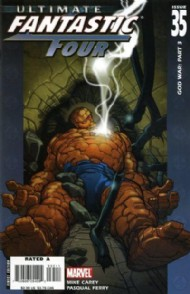 Ultimate Fantastic Four 2004 - 2009 #35